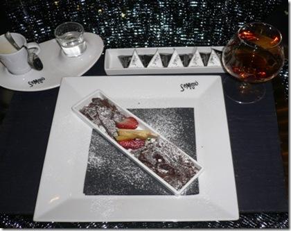 Rum Zacapa 15 anni, Servizio