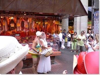 Sposa al mercato 1
