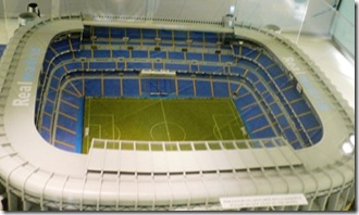 Stadio Bernabeu Madrid 1