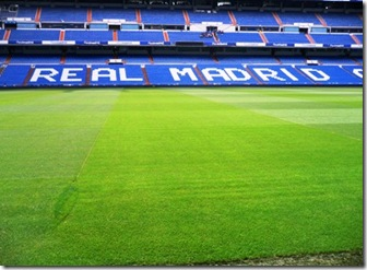 Stadio Bernabeu Madrid 5