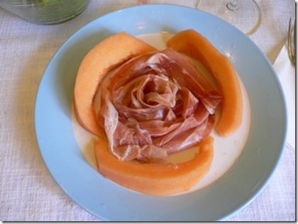 Stuzzichini prosciutto e melone 1