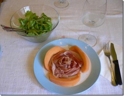 Stuzzichini prosciutto e melone 2