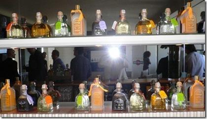 Tequila Patròn esposizione r