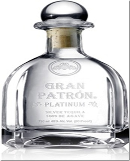 Tequila Patron Gran Platinum