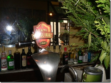 Vermut alla spina Madrid 2