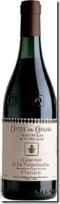 Vino Amarone Capitel Della Crosa